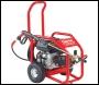 Clarke PLS195A Heavy Duty Petrol Driven Power Washer 2640psi - Code 7330361