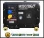 WARRIOR LDG6500SV EU5 COMPLIANT 6.9Kva 5.5Kw DIESEL GENERATOR c/w ATS Socket
